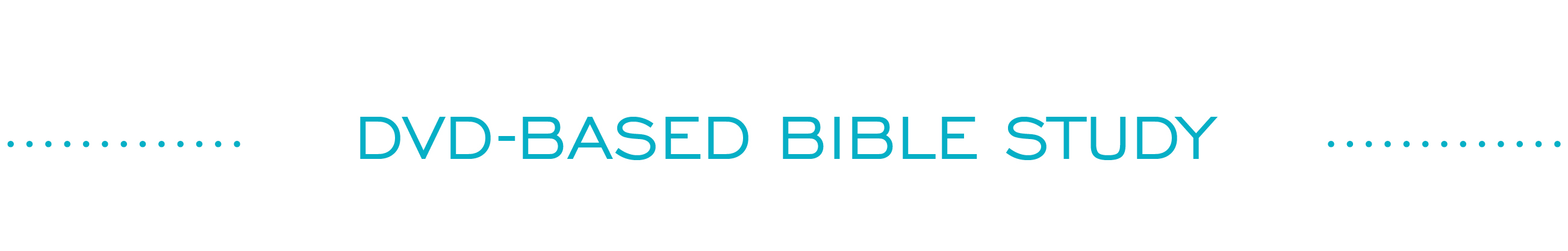 video-based bible study header image