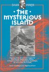 Mysterious island book cover