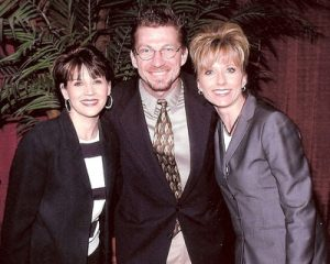 Jennifer Phil and Beth Moore